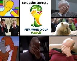 FIFA Facepalm 2014