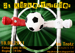 [Flyer: Kickerturnier 2011-06-18]