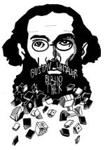 [Logo: Gustav-Landauer-Bibliothek Witten]