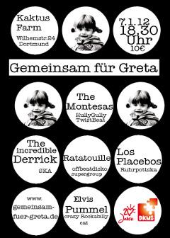 [Plakat: Konzert Gemeinsam für Greta 2012-01-07]
